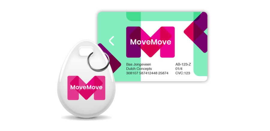 MoveMove-tankpas en MoveMove-laadpas